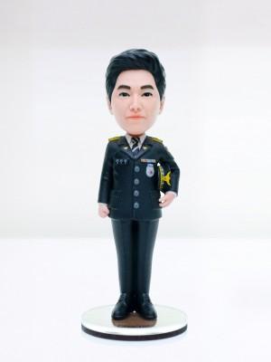 남성 경찰 정복 <BR>- 퇴직선물,전출선물,승진선물,감사패,부모님퇴직선물