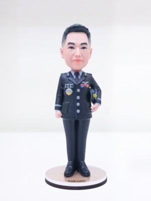 남성 공군 정복 <BR>- 퇴직선물,전출선물,승진선물,감사패,부모님퇴직선물
