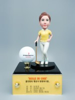 여성 바지 스타일 골퍼<BR>- 골프 트로피,홀인원 피규어,이글패,싱글패