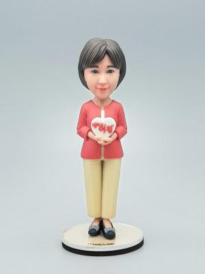 내조의 여왕 바지 스타일 <BR>- 커플전용상품(남성피규어 별도 구매)