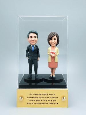 내조의 여왕 원피스 스타일 <BR>- 커플전용상품(남성피규어 별도 구매)