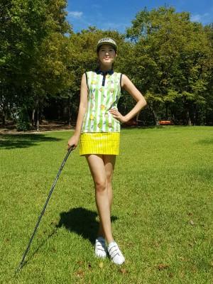 여성 골퍼 커스텀 디자인 <BR>- 골프 트로피,홀인원 피규어,이글패,싱글패